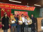 VKSND huyện Nam Trà My đến với người nghèo, gia đình chính sách trước thềm Tết Tân Sửu