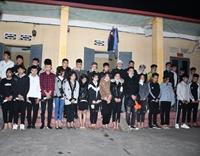 Tạm giữ 34 thanh niên từ Hải Dương vượt chốt COVID-19 vào Hải Phòng