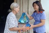 VKSND huyện Bắc Trà My chăm lo Tết cho người nghèo