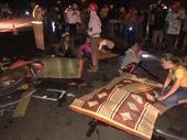 Bốn người chết, sau khi 2 xe máy va chạm kinh hoàng