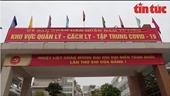 Dỡ bỏ cách ly Trường Tiểu học Xuân Phương