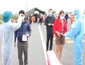 Vào Quảng Ninh phải có chứng nhận xét nghiệm COVID-19 âm tính