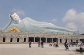 Cận cảnh chùa 600 năm tuổi, có tượng Phật nằm khổng lồ độc nhất Việt Nam