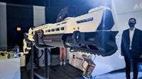 Sửng sốt với súng thông minh đầu tiên của Nga có thể quay phim và kết nối điện thoại