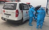 Đã có kết quả xét nghiệm SARS-CoV-2 chuyên gia Hàn Quốc tử vong tại Hải Dương