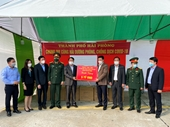 Hải Phòng hỗ trợ 5 tỉ đồng và 500 000 khẩu trang cho Hải Dương