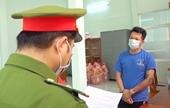 Khởi tố, bắt tạm giam đối tượng tung chưởng cán bộ Công an