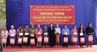 Thái Nguyên Trên 30 tỷ đồng ủng hộ Tuần cao điểm Tết vì người nghèo năm 2021