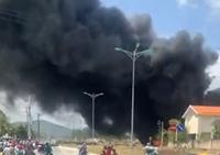 5 000 khách hàng mất điện bởi cháy  lốp ô tô