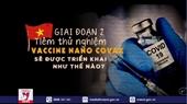 Giai đoạn 2 tiêm thử nghiệm vaccine Nano Covax sẽ được triển khai như thế nào