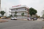Bệnh viện Dã chiến số 3 Hải Dương đưa vào hoạt động để chống COVID-19