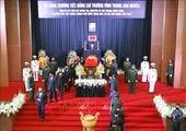 Tổ chức trọng thể Lễ viếng nguyên Phó Thủ tướng Trương Vĩnh Trọng