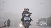 Miền Bắc sáng sương mù, ngày nắng, chỉ số tia UV ở mức nguy hại cho sức khỏe