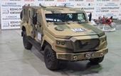 Nga sản xuất xe địa hình dân dụng trên mẫu xe bọc thép quân sự Strela