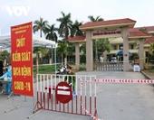 NÓNG  Hải Phòng phong tỏa 1 thôn và thực hiện giãn cách xã hội