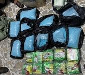 Công an TP HCM bắt hơn 2 tạ ma túy trong những ngày Tết