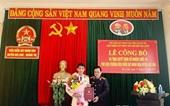 Trao quyết định bổ nhiệm Phó Viện trưởng VKSND huyện Gio Linh