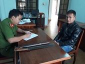 Vụ vác dao hành hung người trên xe khách Giám đốc Công an tỉnh chỉ đạo xử lý nghiêm
