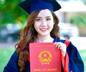Chia sẻ của bóng hồng vừa tốt nghiệp Thủ khoa trường Đại học Kiểm sát