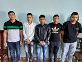 Vụ vác dao hành hung trên xe khách Quảng Nam kiên quyết với tội phạm côn đồ