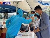 Các tỉnh miền Trung tăng cường phòng chống dịch trong dịp lễ