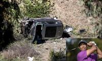 Huyền thoại Tiger Woods nhập viện cấp cứu vì tai nạn xe hơi nghiêm trọng