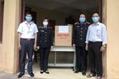 VKSND huyện Kim Thành chung tay đẩy lùi dịch bệnh COVID-19