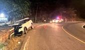 Xe 7 chỗ tai nạn thảm khốc trên đèo Bảo Lộc, 4 người thương vong