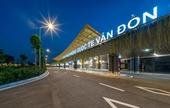 Sân bay Vân Đồn sắp được hoạt động trở lại