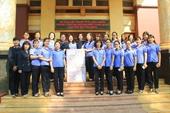 Phụ nữ VKSND tỉnh Đắk Lắk chung tay phòng chống dịch COVID-19