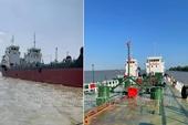 Truy bắt hai chiếc tàu trong đường dây buôn lậu xăng giả khủng ở Đồng Nai