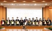 Hà Nội điều động, bổ nhiệm cán bộ lãnh đạo 8 cơ quan