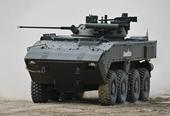 Nga cho ra lò mẫu xe tăng bánh lốp đầu tiên cơ động như ô tô