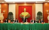 Bộ Chính trị gặp mặt thân mật các đồng chí nguyên Ủy viên Bộ Chính trị, Ban Bí thư và TƯ Đảng khóa XII