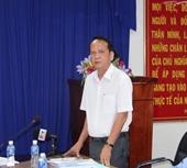 VKSND tối cao phê chuẩn khởi tố nguyên Cục trưởng Cục Thuế tỉnh Bình Dương