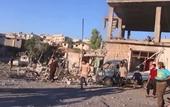Iran lên án các cuộc không kích của Mỹ vào miền Đông Syria