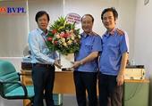 VKSND TP Đà Nẵng chúc mừng nhân ngày Thầy thuốc Việt Nam