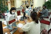 Văn phòng Đăng ký đất đai Hà Nội làm việc cả ngày nghỉ để nhận hồ sơ