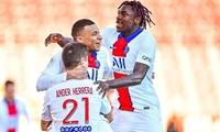PSG thắng tưng bừng khi Mbappe ghi cú đúp