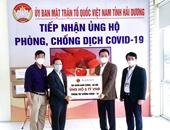 Tập đoàn Nam Cường ủng hộ Tỉnh Hải Dương 5 tỷ đồng chống dịch COVID-19