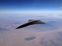 Ra mắt máy bay chiến đấu không người lái siêu thanh đầu tiên trên thế giới