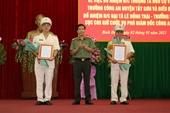 Trưởng phòng Cục C05 Bộ Công an giữ chức Phó Giám đốc Công an tỉnh Bình Định