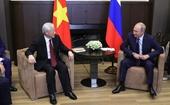Việt Nam luôn là một trong những ưu tiên của Nga trong chính sách ngoại giao ở khu vực châu Á