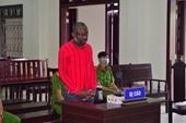 Tử hình bị cáo người Nigeria vận chuyển thuê 4kg ma túy vào Việt Nam