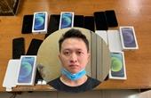 Khởi tố thanh niên trộm 30 điện thoại Iphone lấy tiền mua xe SH