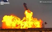 Nguyên mẫu phi tuyền Starship SN10 của SpaceX phát nổ sau khi hạ cánh thành công