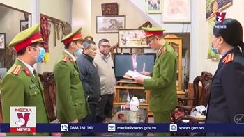Bắt nguyên Chủ tịch và cán bộ địa chính thị trấn Ngọc Lặc, Thanh Hóa