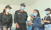 Cảnh sát quyên góp tiền, cứu bé trai 2 tuổi bị bỏng rất nặng