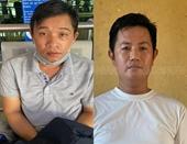 Bắt 2 thuyền trưởng trong vụ buôn lậu xăng giả khủng ở Đồng Nai