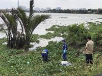 Công an thông báo tìm thân nhân cho 2 thi thể trôi trên sông